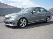للبيع (2010 Mercedes-Benz C-Class C300) ب 88620 ألف ريال