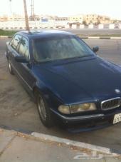 BMW740L موديل97نظيف للبيع