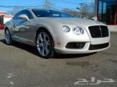 AWD-- Bentley Continental GT V8-2013
