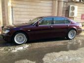 BMW 2007 حجم 750Li