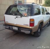 جمس يوكن 2003 سعودي للبيع مع لوحة مميزة