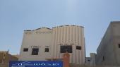للبيع فيلا  دور وشقتين  المساحه 375م  غرب الرياض