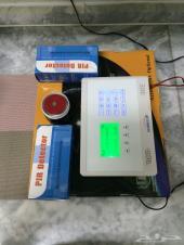 جهاز انذار ضد السرقه بانواعها مستخدم 3 اشهرi