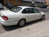 بيع سيارة كابريس شيفورلية موديل 2000 بيضاء