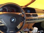 للبيع. BMW2006  فل كامل سعودي ناغي 750.  بالاحساء