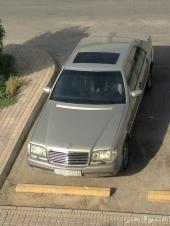 مرسيدس شبح 500  موديل 1993