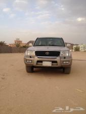 جيب لاندكروزر VXR سعودي فل كامل بدون ونش