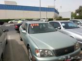 لكزس Ls 400  موديل 98 لوحات دبي