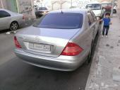 مرسيدس s500 موديل 2005 للبيع