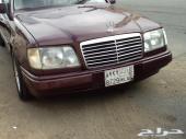 مرسيدس فرخ الشبح موديل 95 فئه E220