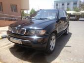 للبيع او البدل BMW X5 موديل 2002