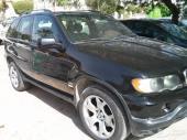 4.4 BMW X5 موديل 2001 للبيع