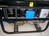 مولد كهرباء 1200 واط بنزين عملي جدا وممتازه للاسترحات وغيره