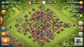 قرية في clash of clans