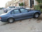 للبيع أو البدل بي ام دبليو حجم 728iL نظيفة على الشرط BMW 1999 728IL