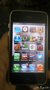 Iphone 3gs 16قيقا للبيع