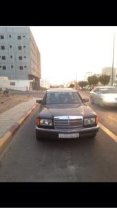 مرسيدس بنز 300 SE  موديل 91