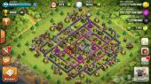 قرية كلاش لفل 90 clash of clans للبيع