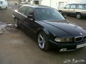 BMW 740   حوت