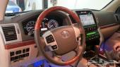 شاشات جيب ايباد  2014  مع تكايات لكزس تركب على جميع السيارات مع لمبات زنون وكالة