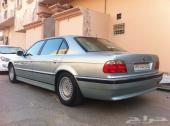 للبيع BMW 750IL موديل 98