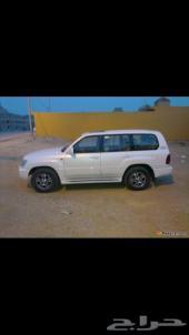 جيب لكزس 2007 خليجي لوحات دبي للبيع