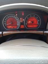 بي إم دبليو (BMW) موديل 2005 الناغي 730Li فضي اللون لارج من داخل بيج ماشي 159000 طقم كفرات مجدد ومفح