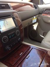 ماشاء الله تبارك الله للبيع تاهو موديل 2013 ماشي 24650فل كامل LTZ بدون دبل لون السياره موكا خاليه من