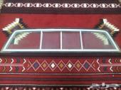 القزاز الخلفي للجمس 79 كامل مع البروازوالجلده اصلي