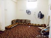 غرفة مفروشة للايجار السنوي بحي العتيبية على شارع الجزائر
