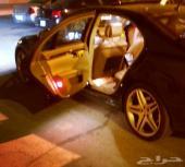 مرسيدس بانوراما AMG S500 2006 جفالي نظيف جدا