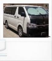 للايجار - باص 15 راكب مع سائق - سنوي أو شهري أو يومي