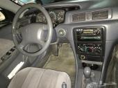 تويوتا كامري 2002 XLI لون اخضر قاتح بسعر مناسب