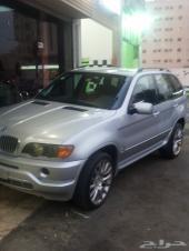 BMW X5 model 2000
