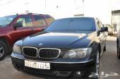 BMW 740  ب أم دبليو 740 2007 للبيع