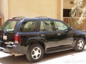 بيع سيارة شيفورلية تريل بليزر 2008 اسود فوق الممتازة