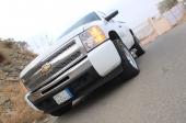 سلفرادو 2011 سعودي قمة بالنظافة