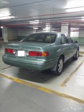 تويوتا كامري 2002  XLI Limited   ( تم البيع والله يبارك للمشتري)