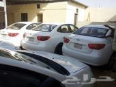 للبيع مجموعة سيارات من نوع النترا 2007-2008
