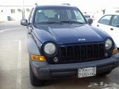 للبيع جيب ليبرتي 2007  (Jeep Chrysler Limited )