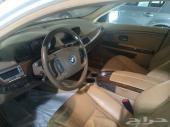 BMW730ilموديل 2005 ابيض