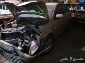سيارة اكسنت 2011 مصدومه