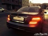 مرسيدس C200 KIT AMG