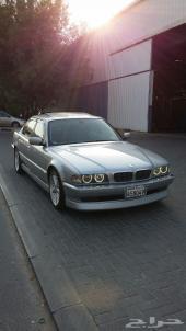 للبيع BMW740موديل1997