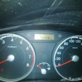اكسينت موديل 2010 مخزن 75 الف كيلو فقط  تم اضافه صور