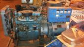 مولدات كهرباء  40 و50 و35  كيلو وو نوع ديوتس  ديزل