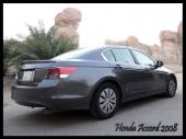 سياره هوندا اكورد2008  سعودي للبيع