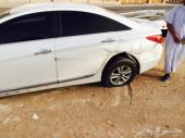 سوناتا 2011 مصدوم نظيف
