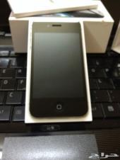 آيفون 4s جديد 64GB استخدام أسبوعين ( حد 1700ريال )