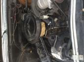 مكينة جمس 454 نظيفة جدا وعلى الشرط